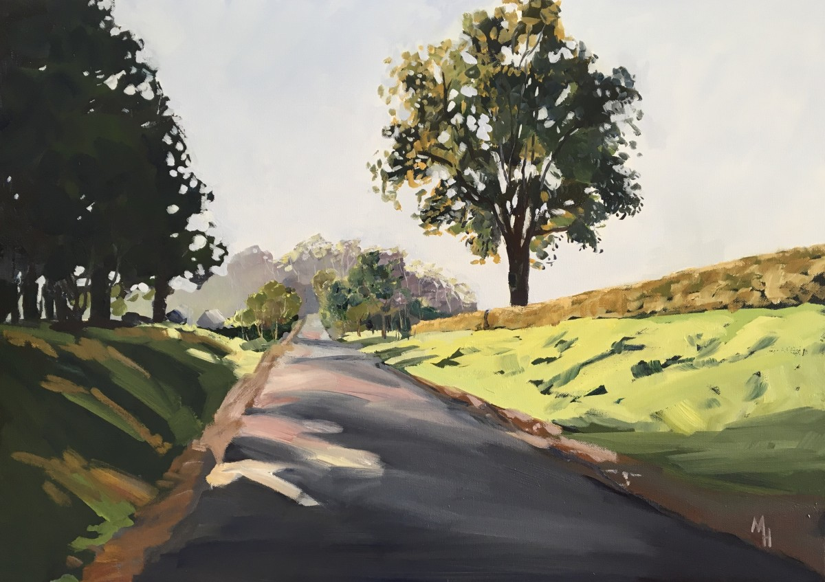 Coopers Shoot Road 2 by Meredith Howse