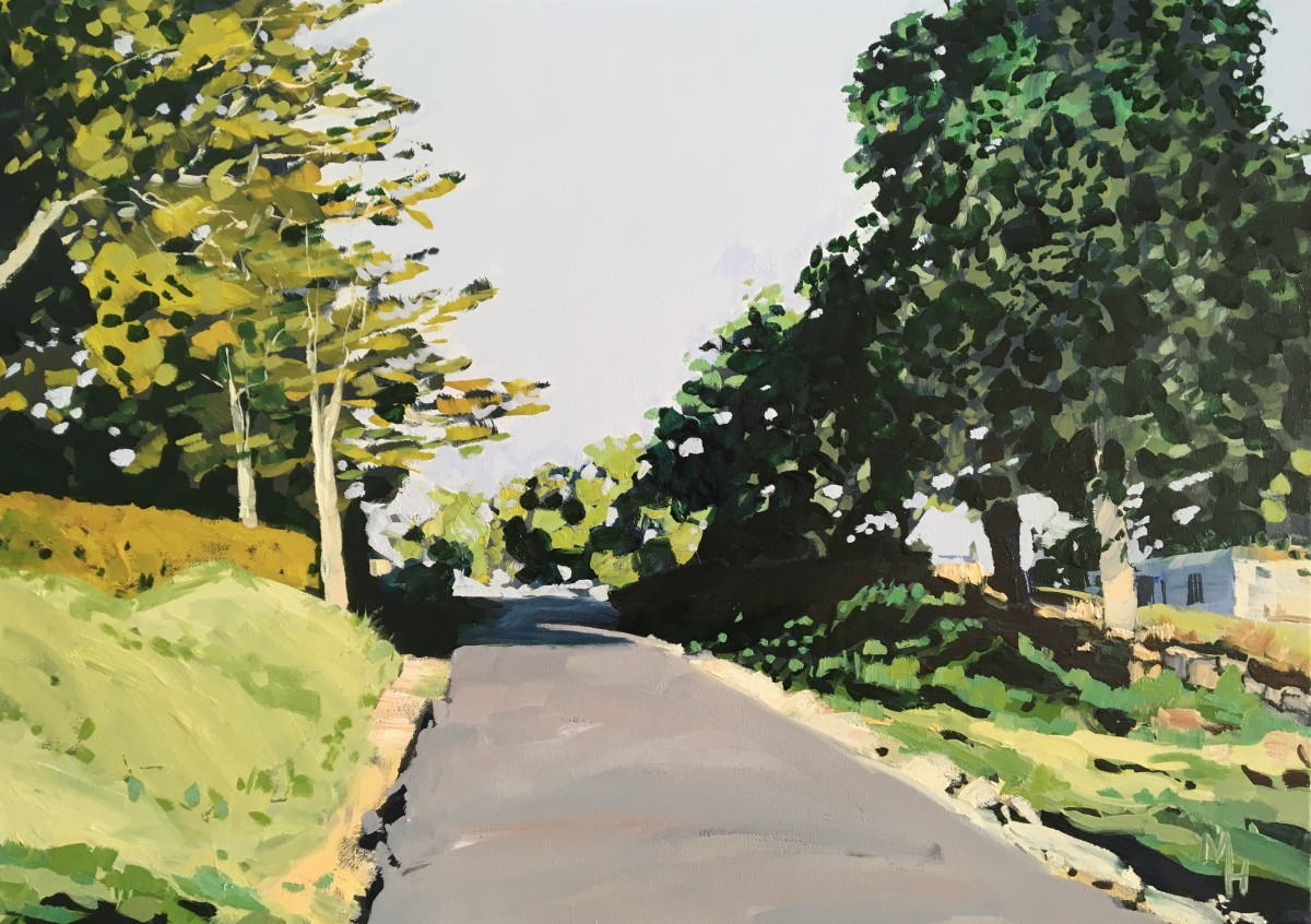 Coopers Shoot Road 3 by Meredith Howse