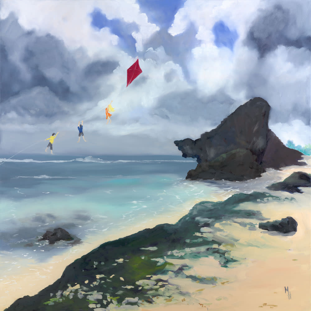 Grand Kite Adventure by Meredith Howse