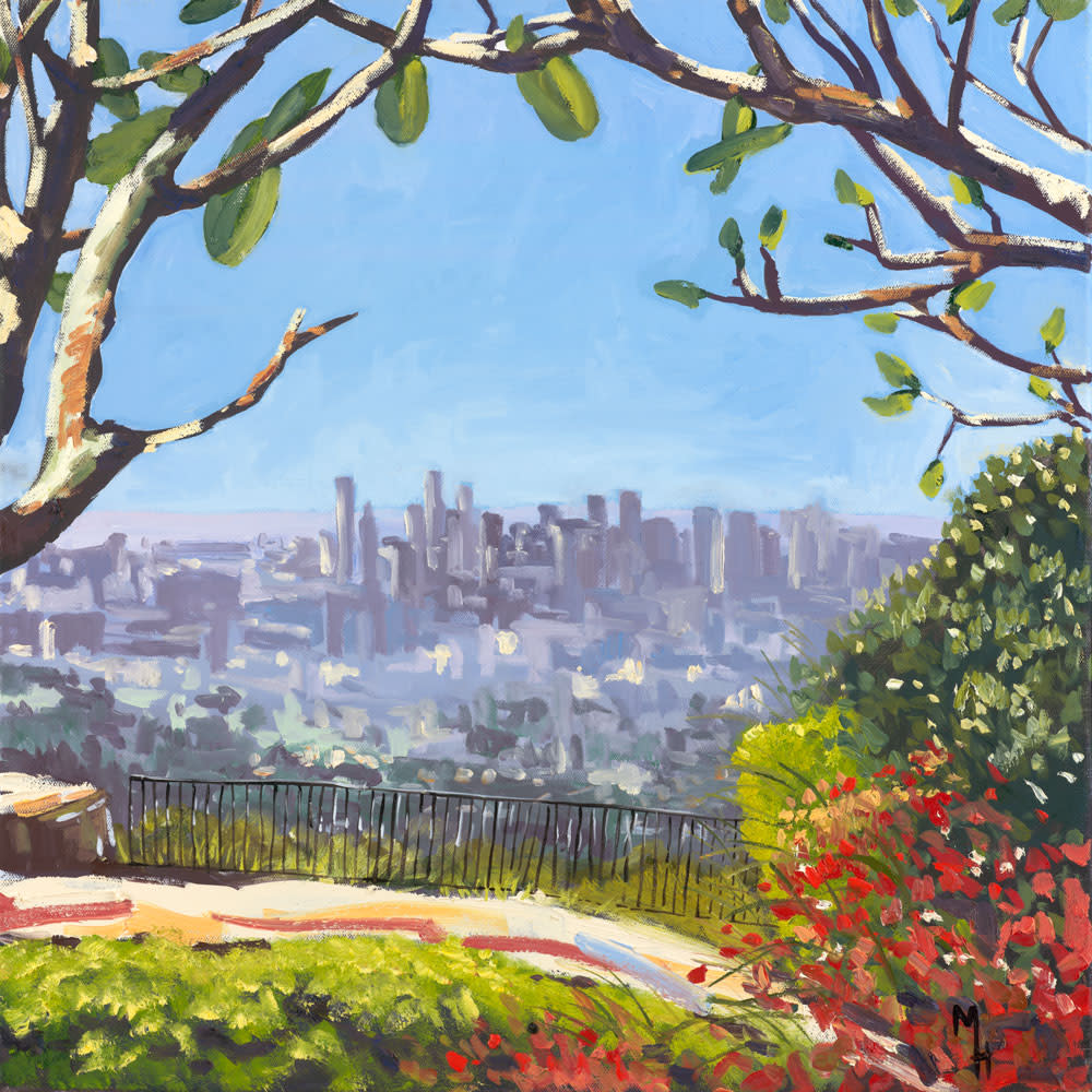 Mount Cootha by Meredith Howse