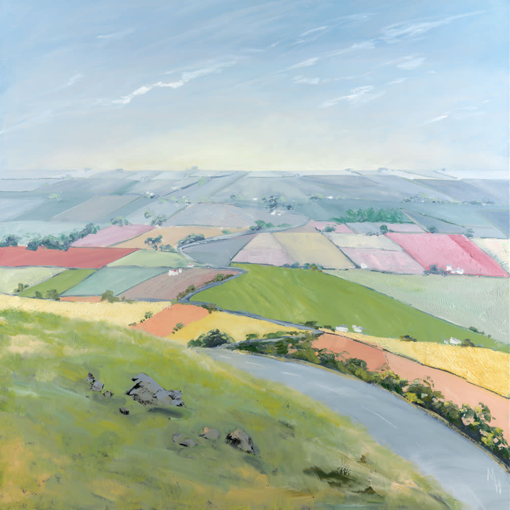 As far as the Eye can See - Spring by Meredith Howse
