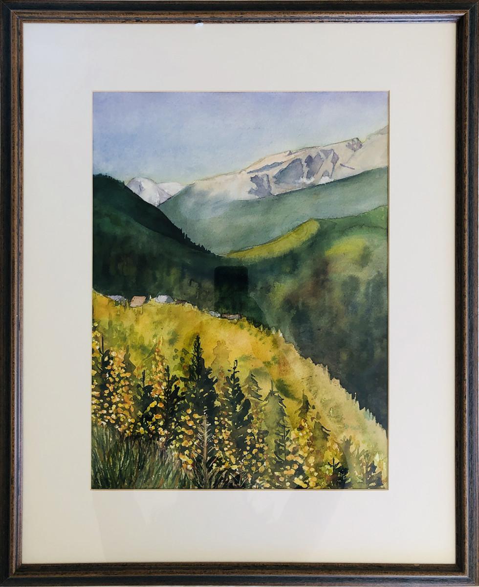 Colorado Splendor by Kathy Ferguson
