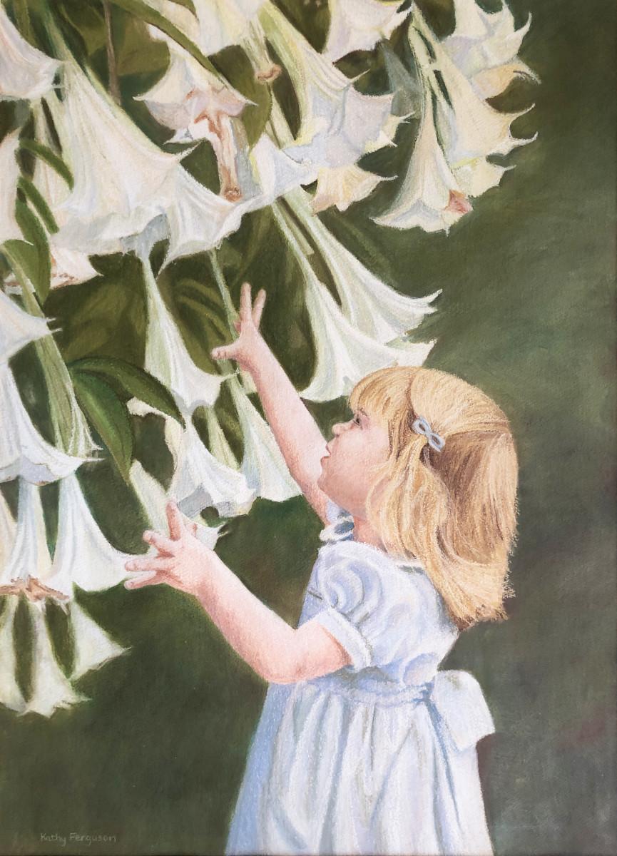 Talking Flowers by Kathy Ferguson