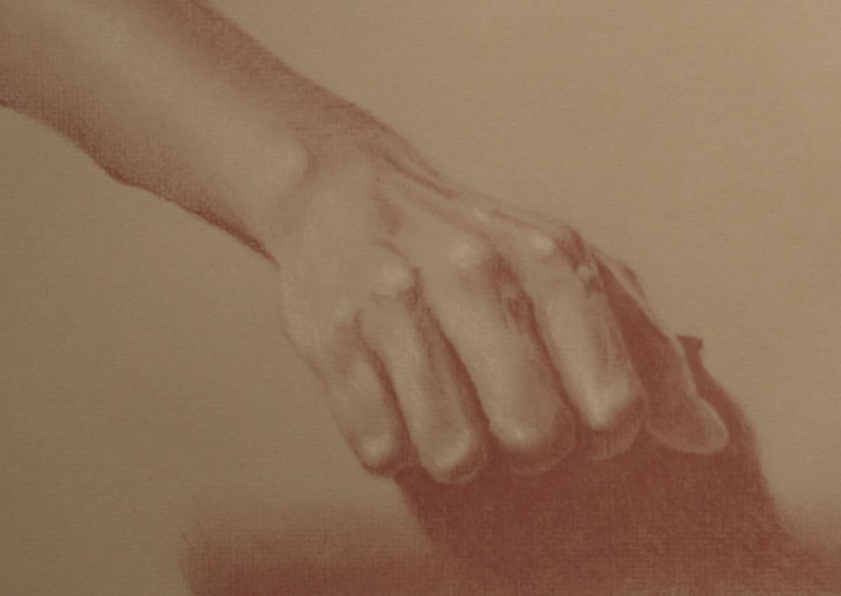 Fist by Kathy Ferguson