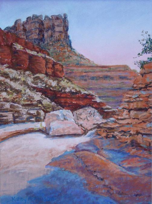 Flood Watch by Kathy Ferguson