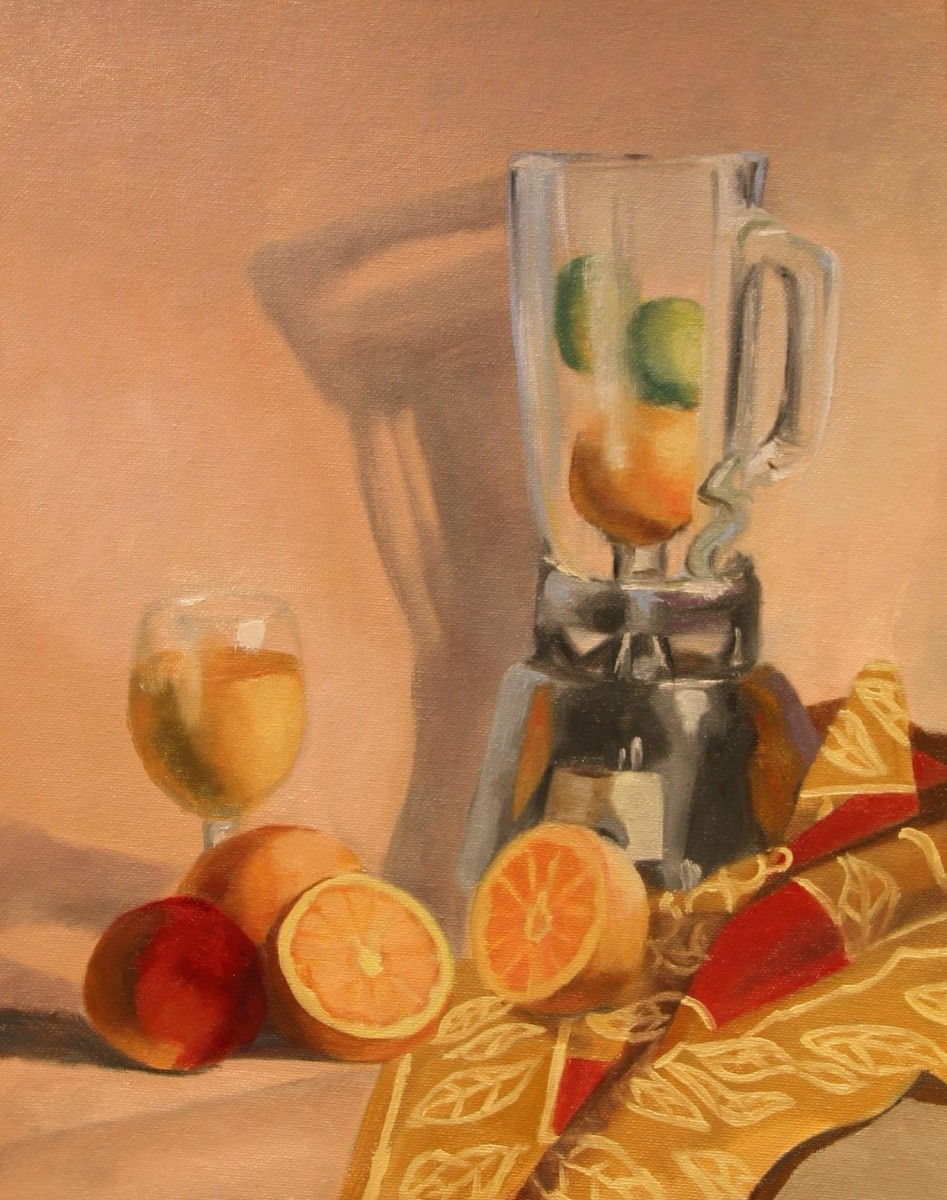 Juice Anyone? by Kathy Ferguson