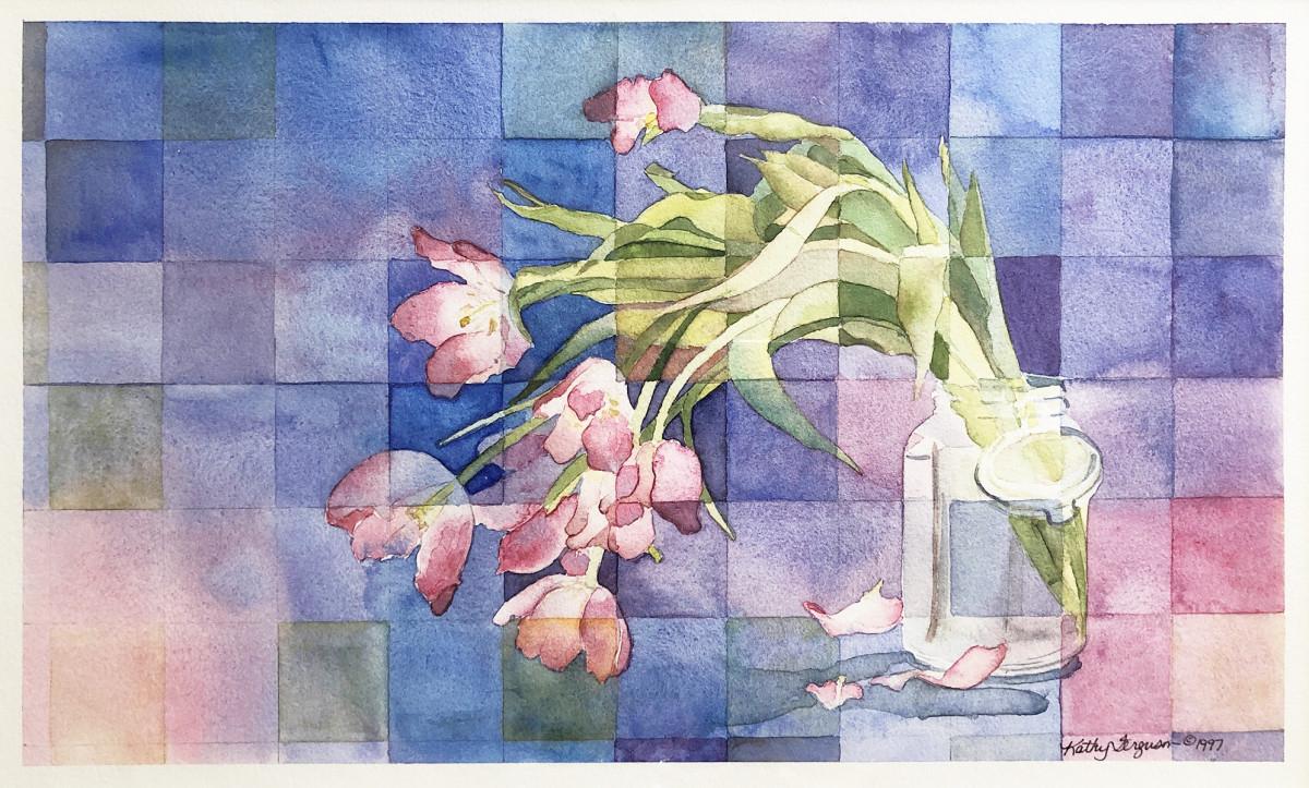 Checkered Past by Kathy Ferguson