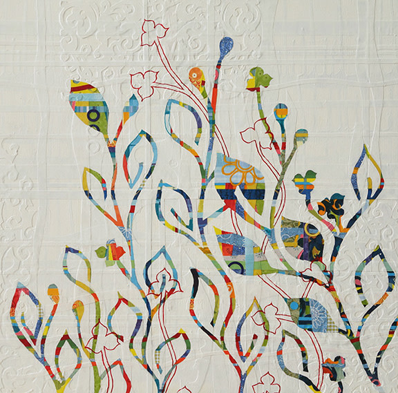 Flourishing in a Homogeneous Society 2 by Kathy Ferguson