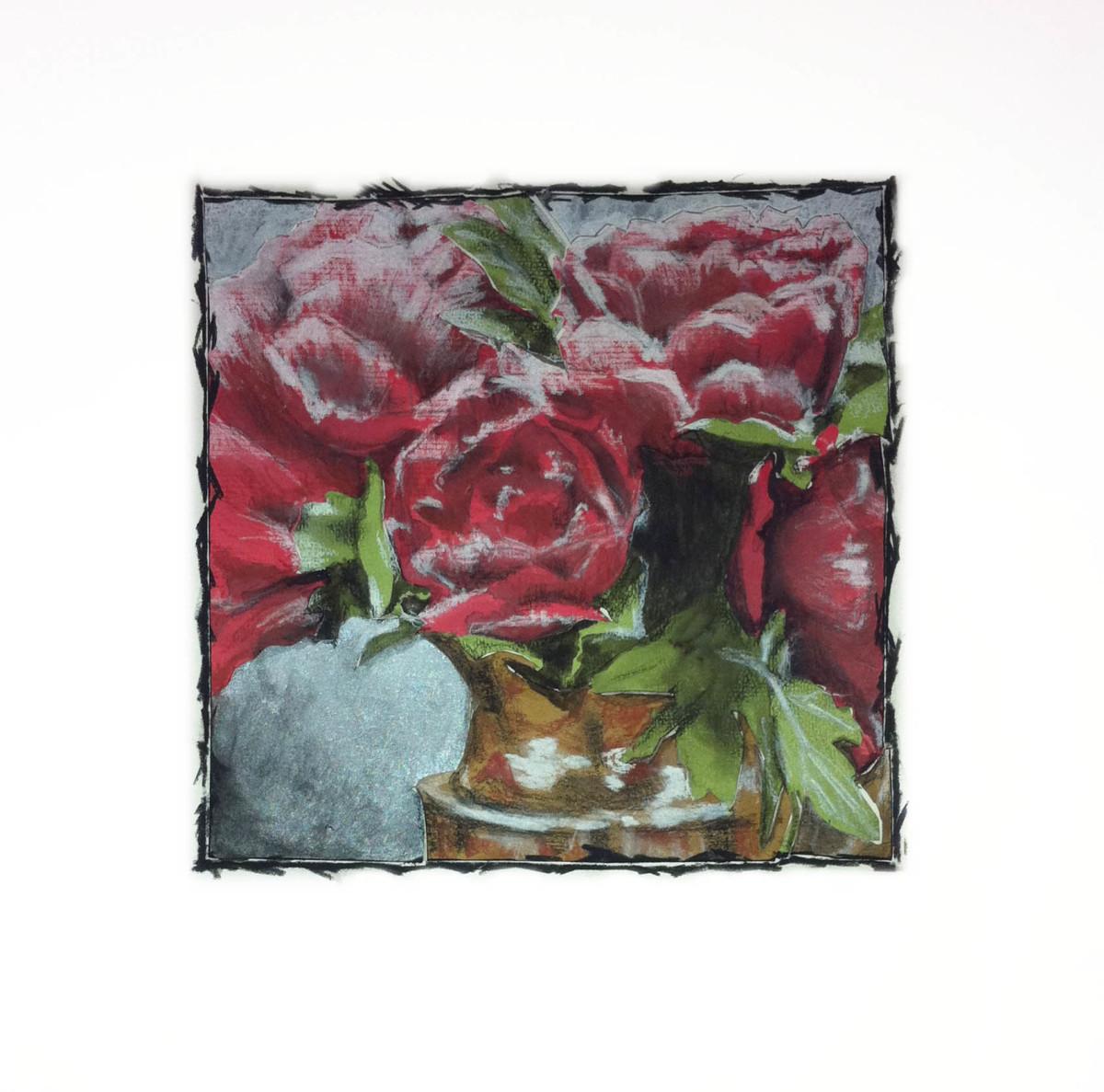 Roses by Kathy Ferguson