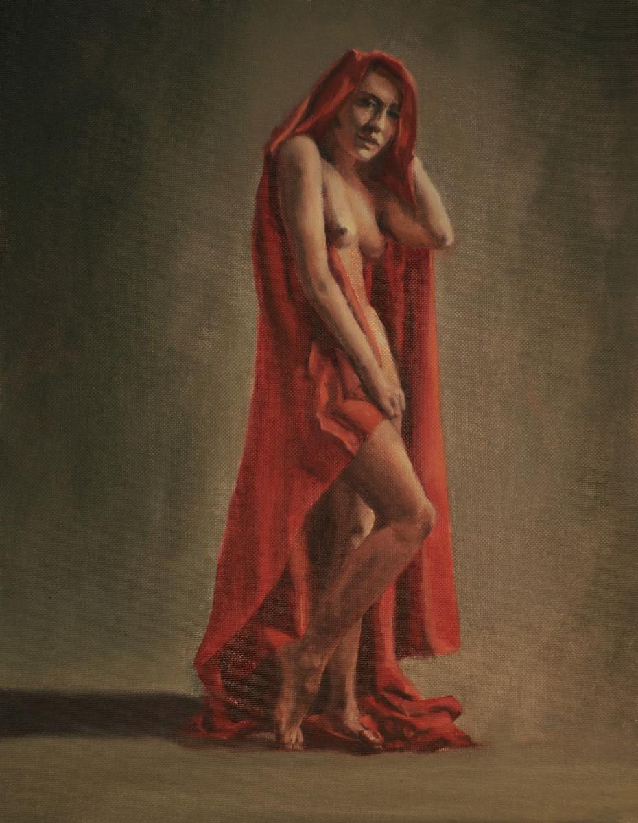 Scarlet Sheet by Kathy Ferguson
