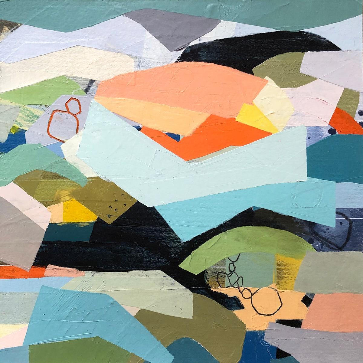 Sharp Edges Three by Kathy Ferguson