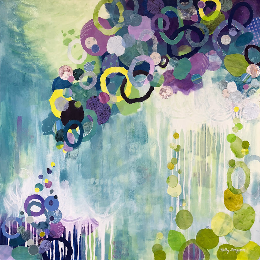Spanning the Gap by Kathy Ferguson