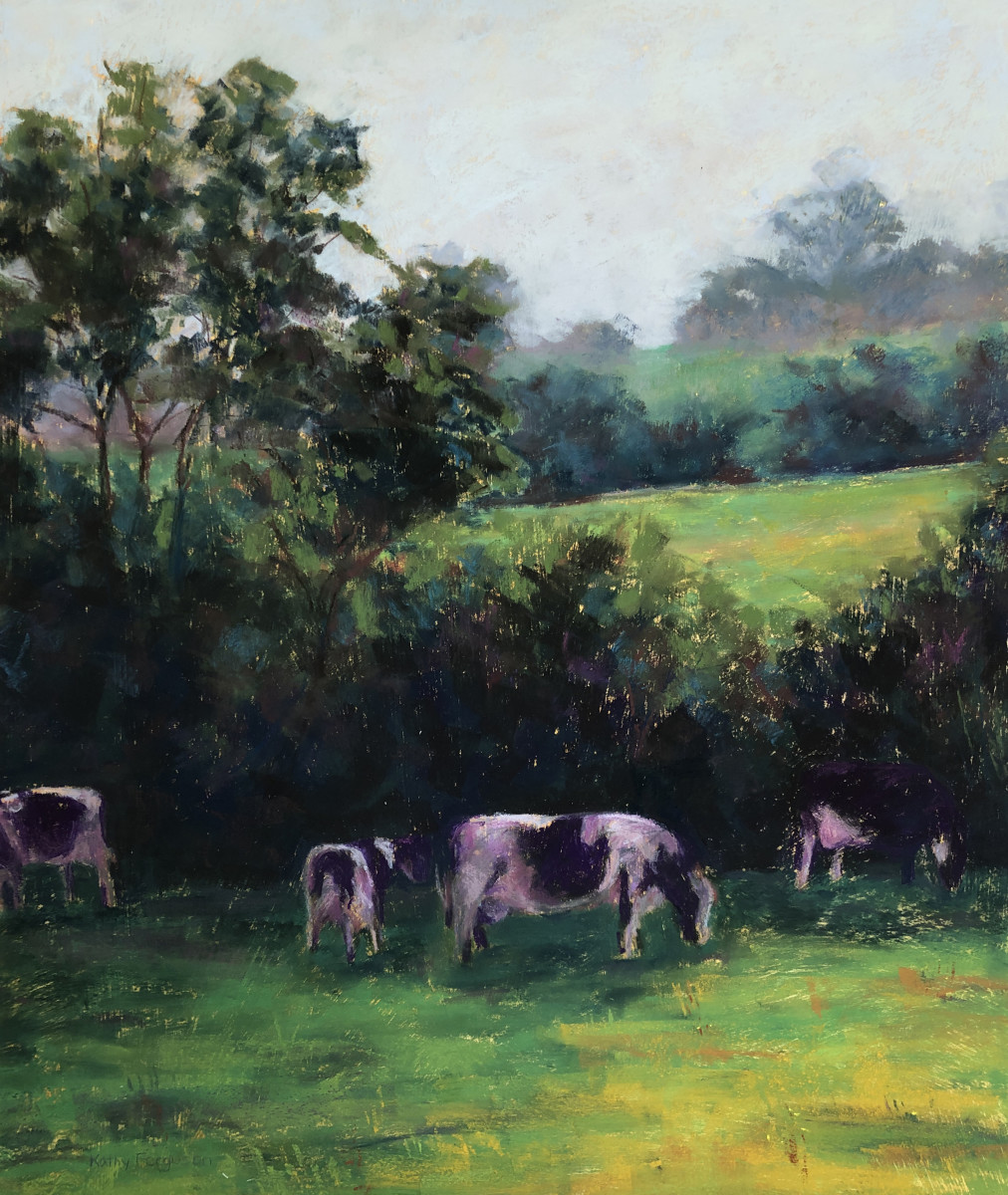 Summer Pastures by Kathy Ferguson