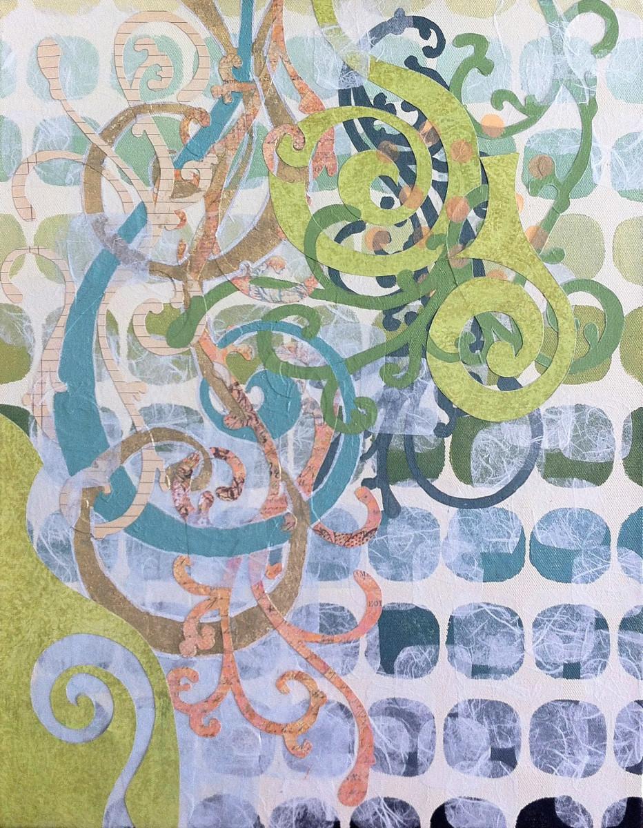 Swirls Around by Kathy Ferguson