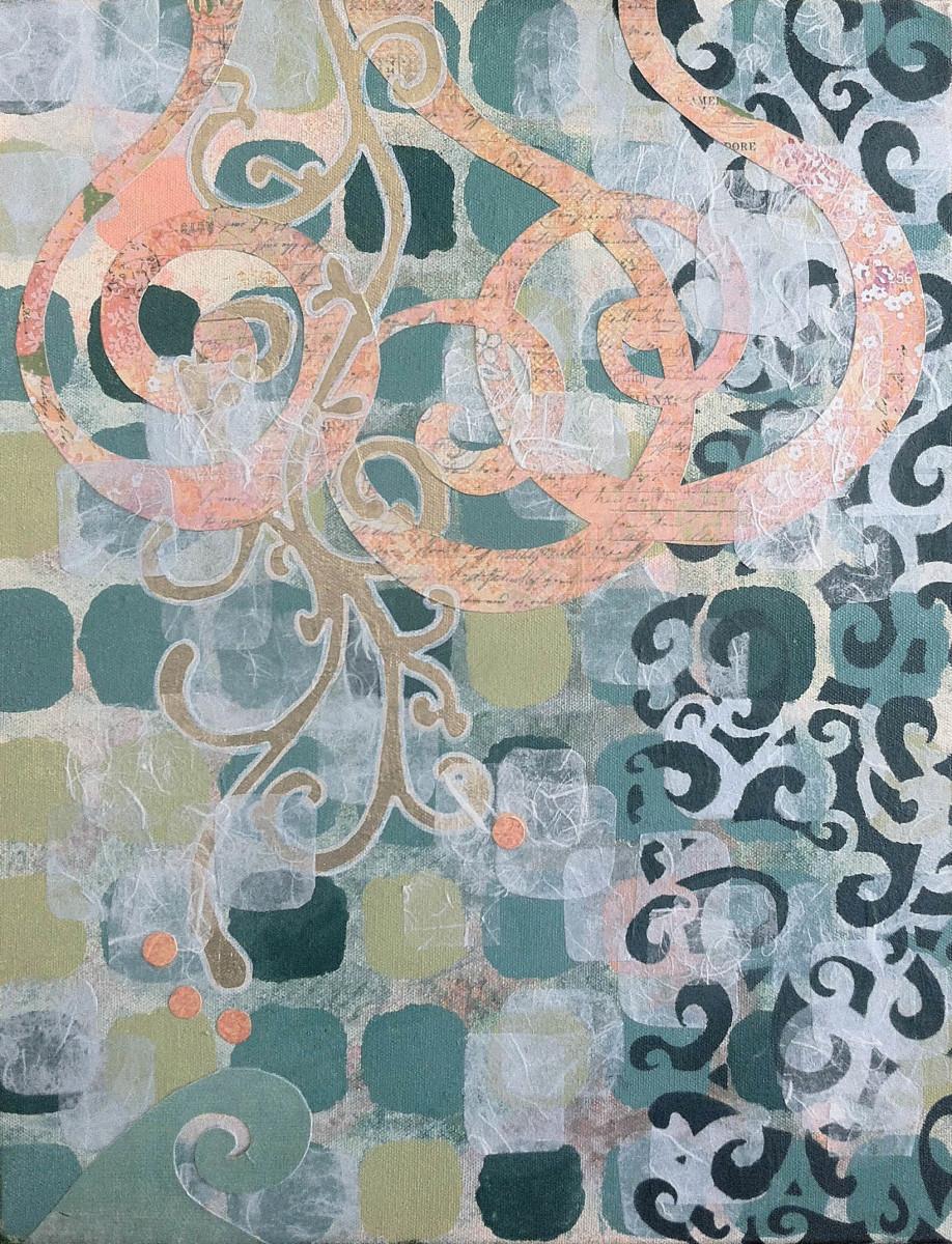 Swirls Downward by Kathy Ferguson