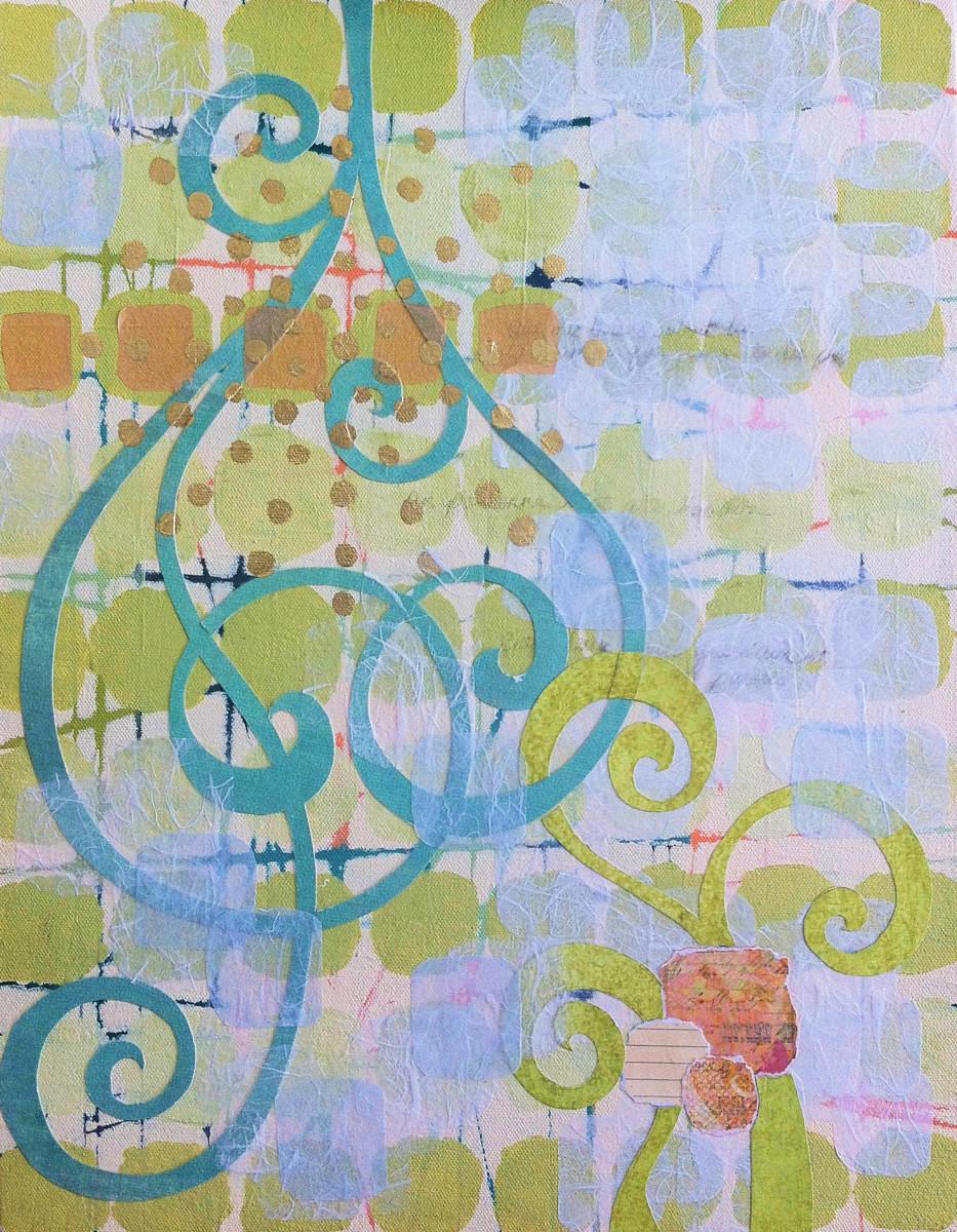 Swirls Entwined by Kathy Ferguson