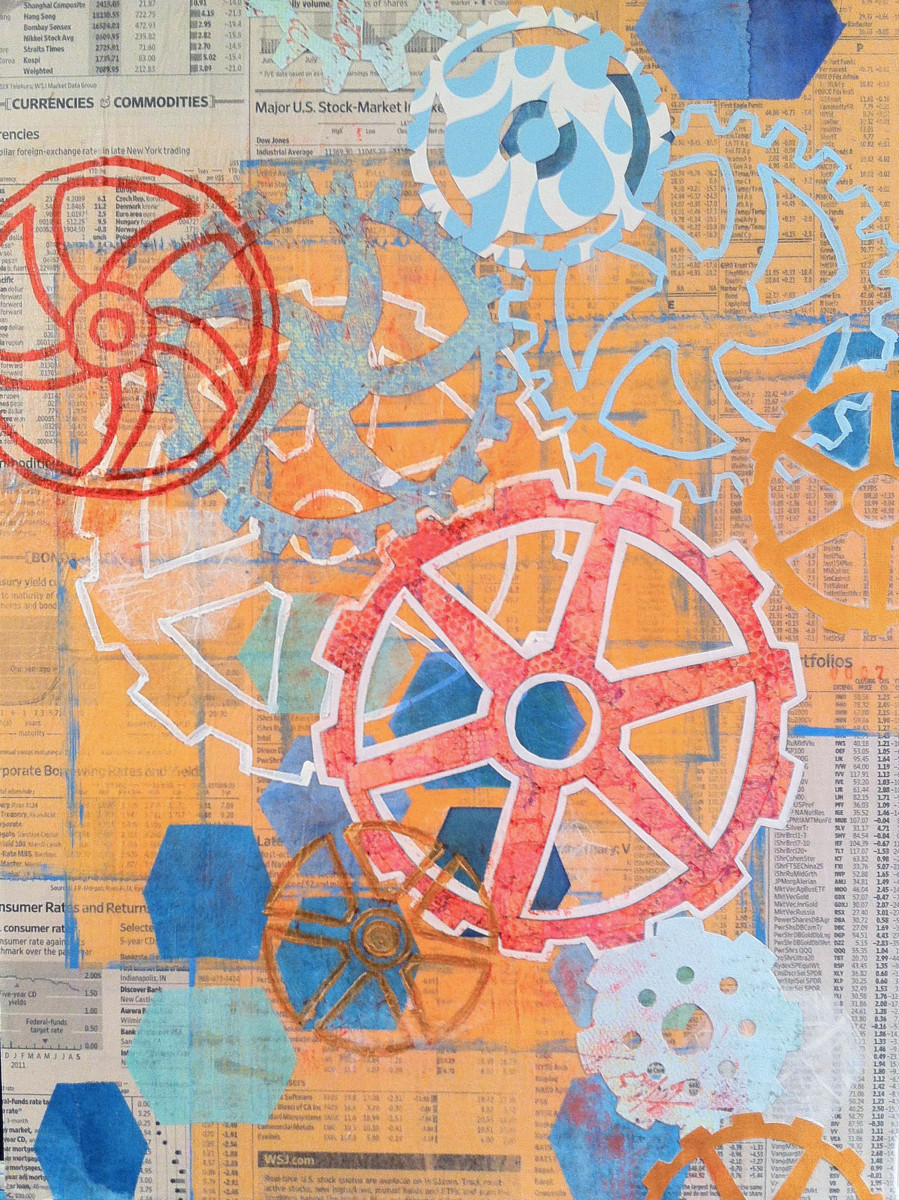 The Wheels of Capitalism by Kathy Ferguson
