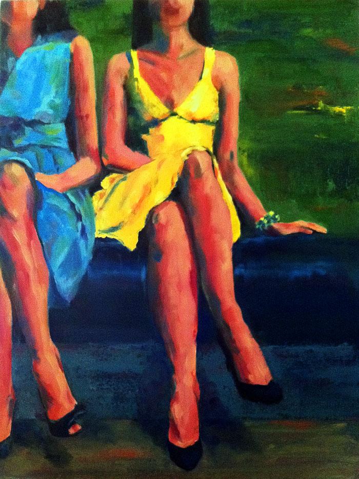 Waiting by Kathy Ferguson