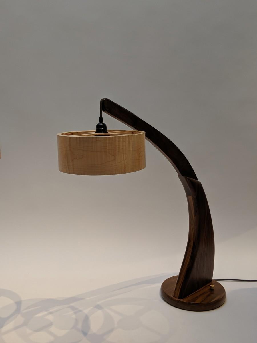 Lamp by Tim Carney