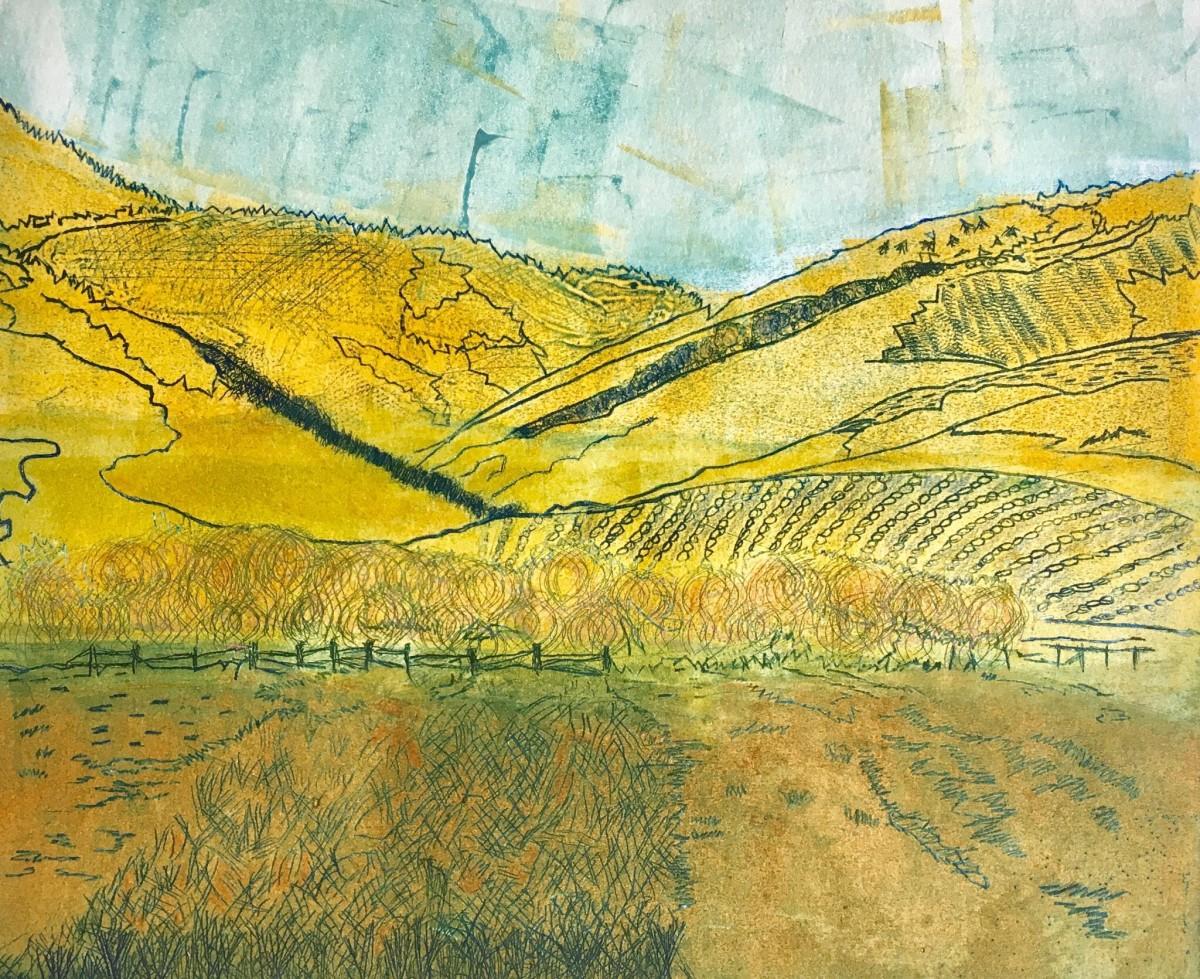 September Silence by Tina Garrick Albro