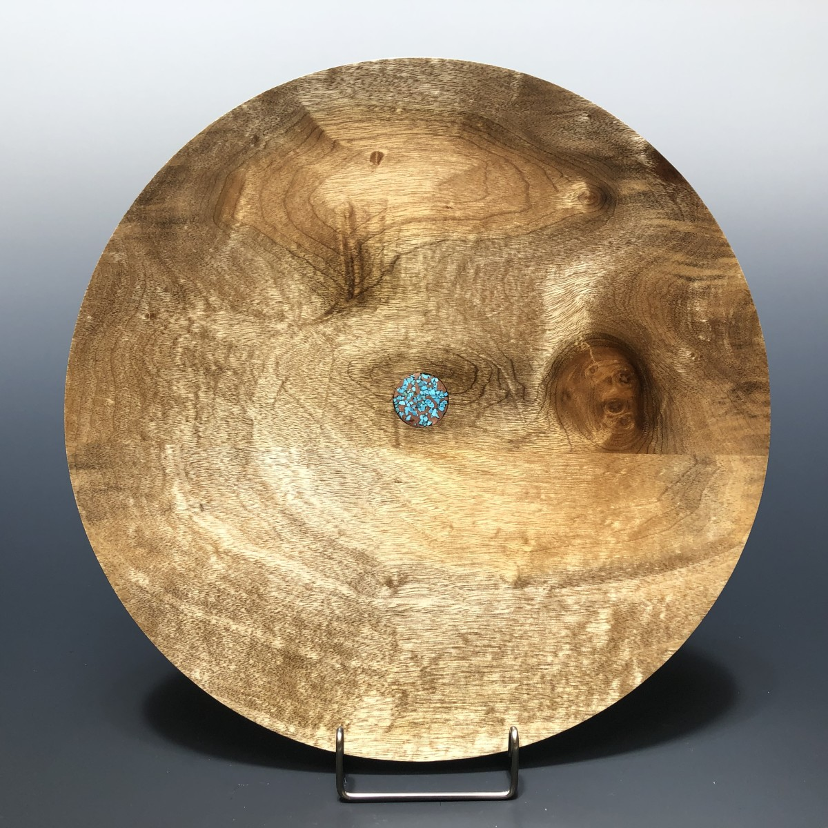 Myrtle Wood Platter by John Andrew