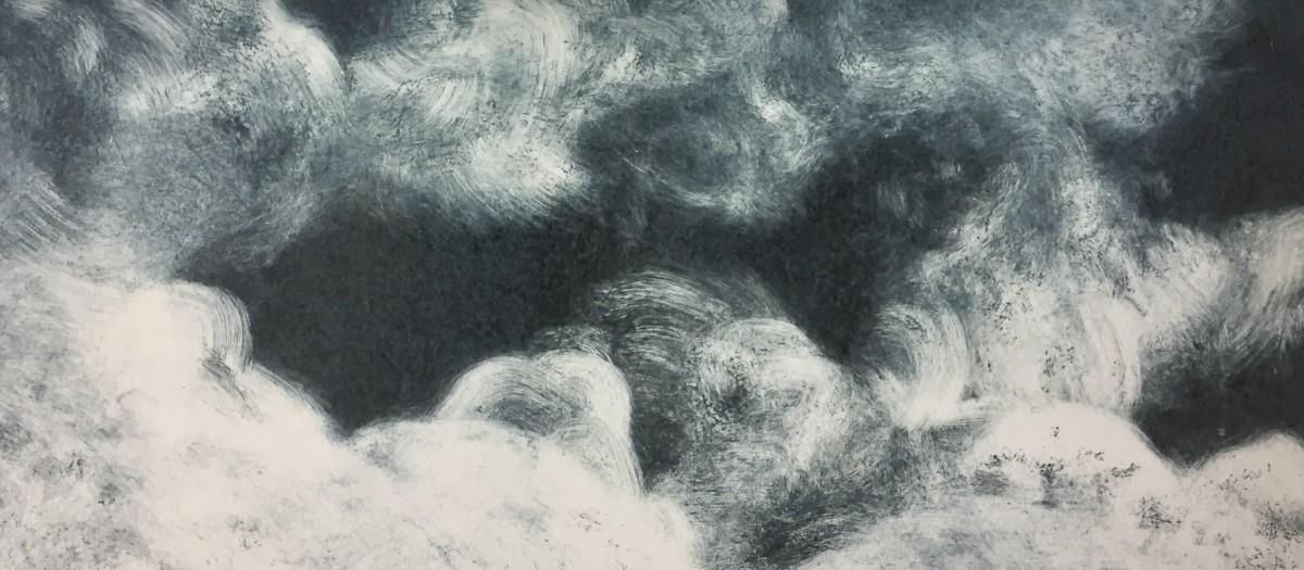 Cumulus at Dusk