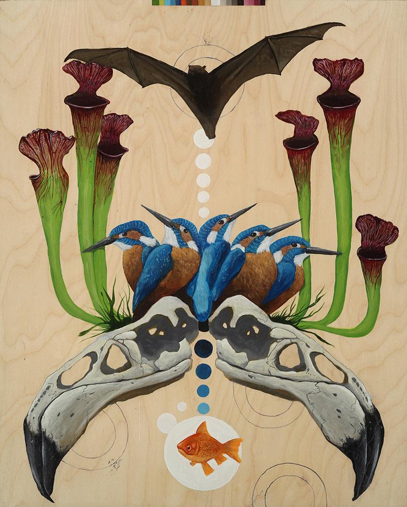 Regeneration by Joshua Coffy