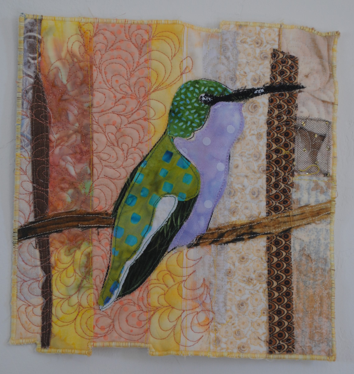 Hummingbird Beauty by Bill Meek and Denny Peterson