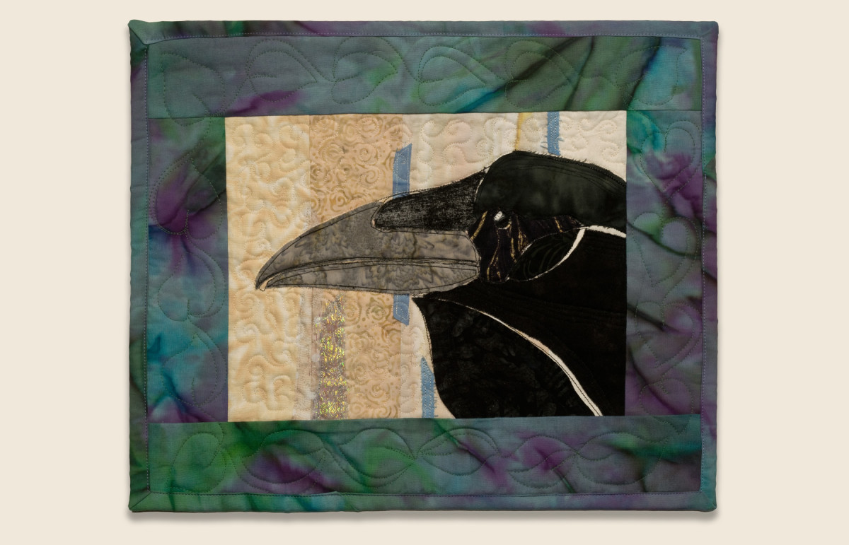 Solid Raven by Bill Meek and Denny Peterson