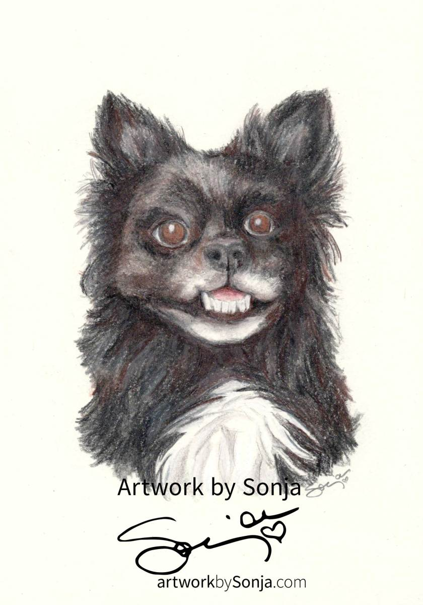 Memorial Pet Portrait