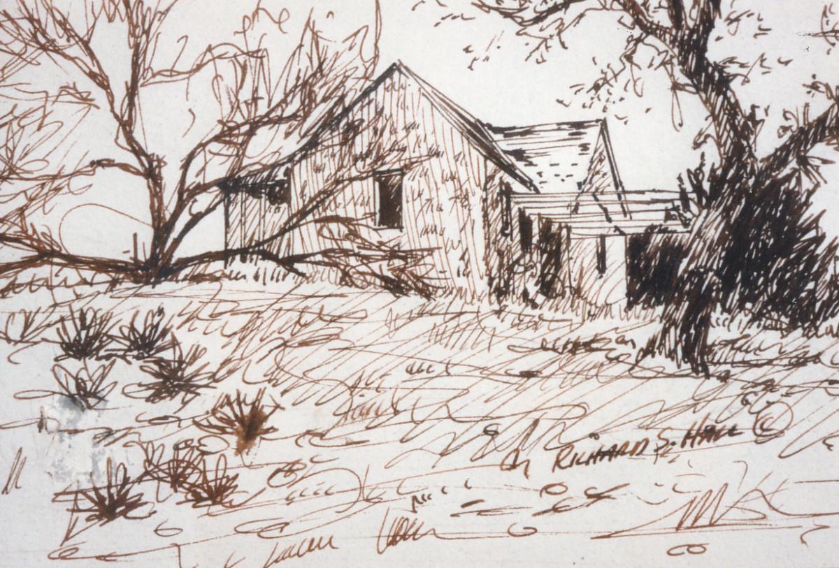 Henderson County Abandoned Farm House