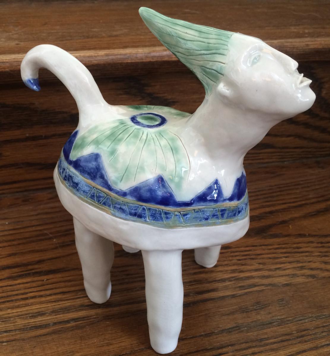 Inara, the unusual unicorn by Nell Eakin