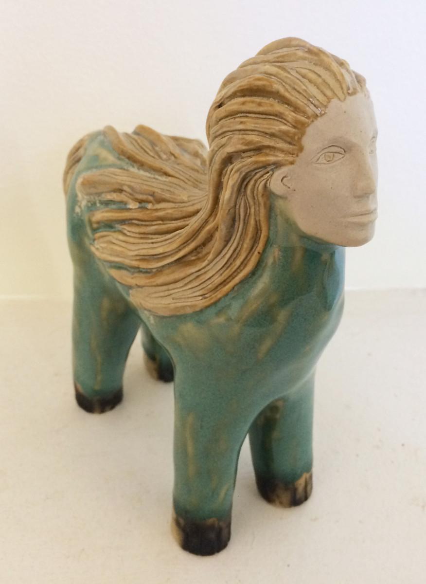 Camille the bohemian centaur by Nell Eakin