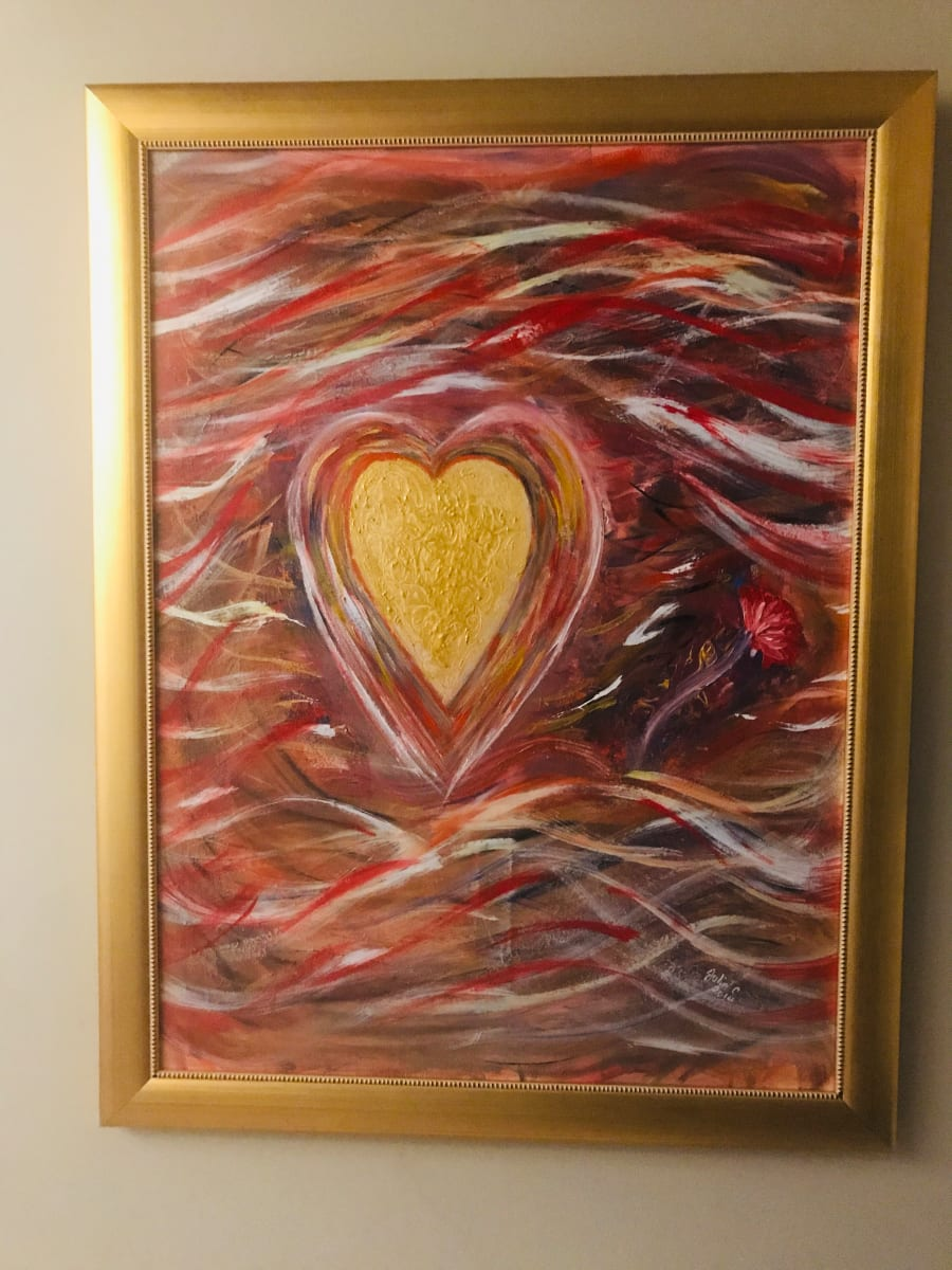 Heart of Gold by Julie Crisan