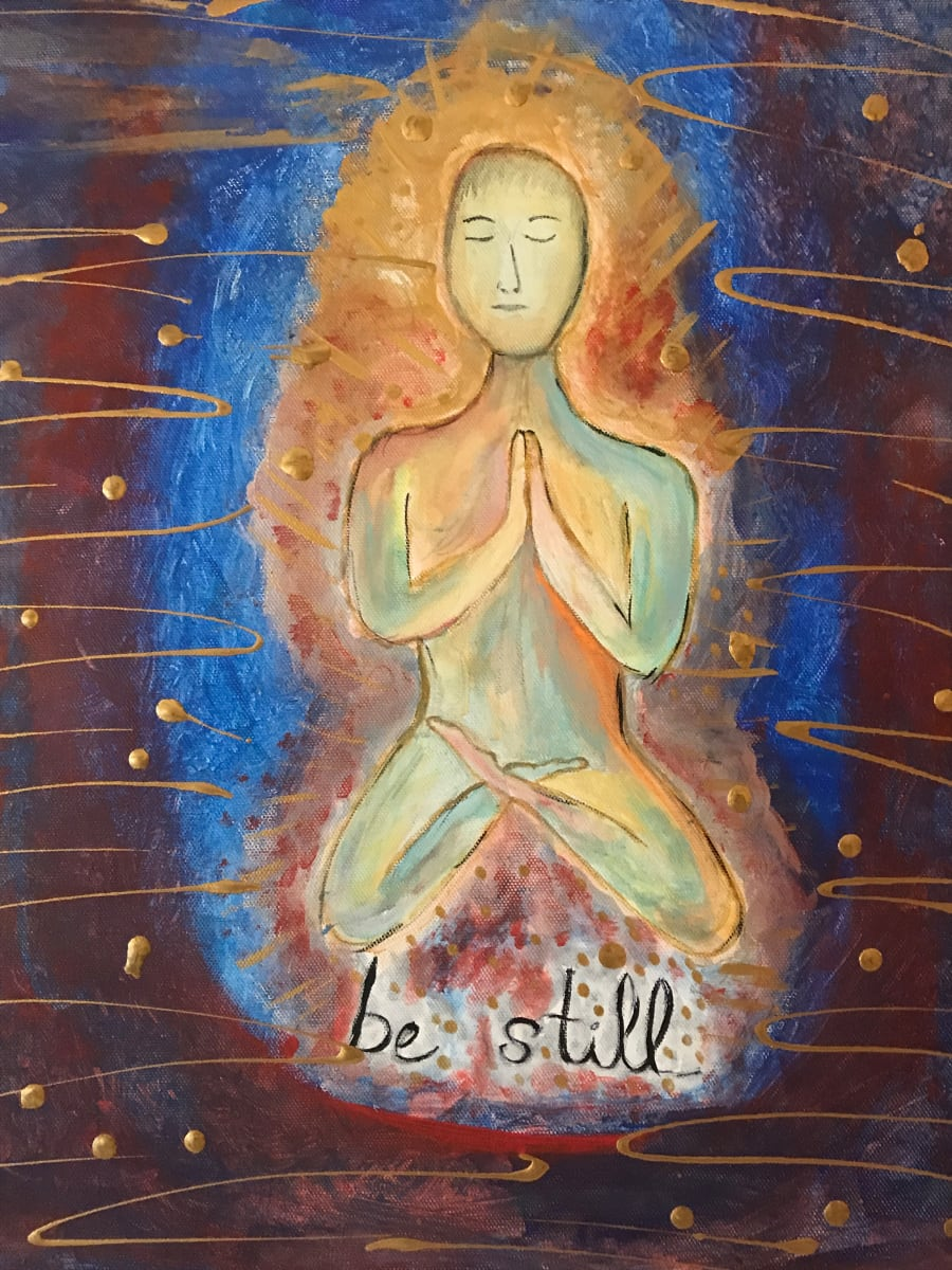 Be Still by Julie Crisan