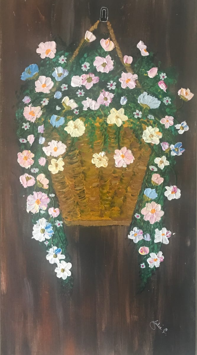 Spring Blossoms by Julie Crisan