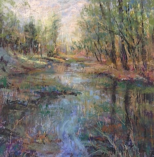 Flowing Onward by Tom Bailey