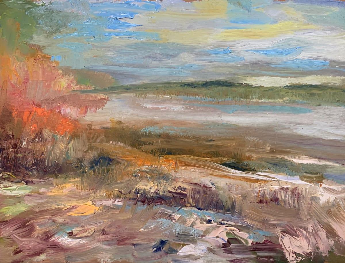 Coastal Moment by Tom Bailey