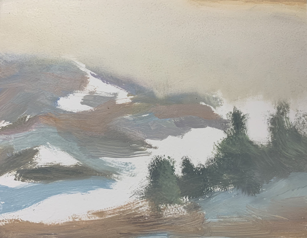 Blankets In The Valley by Tom Bailey