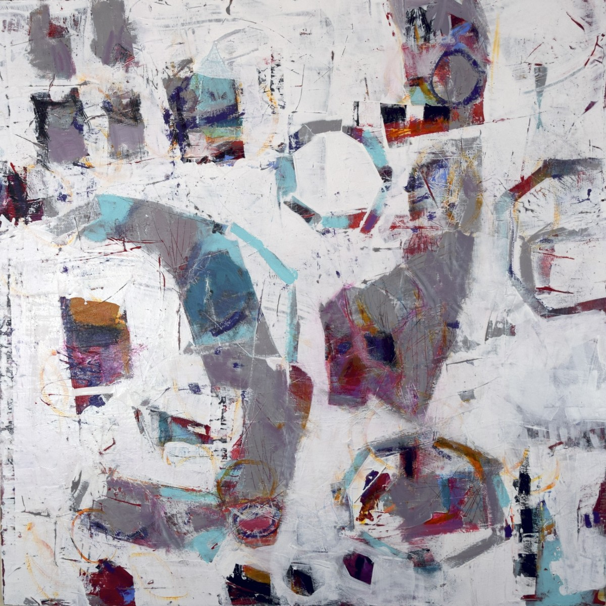 Pieces Make Up the Whole by Linda Fischer