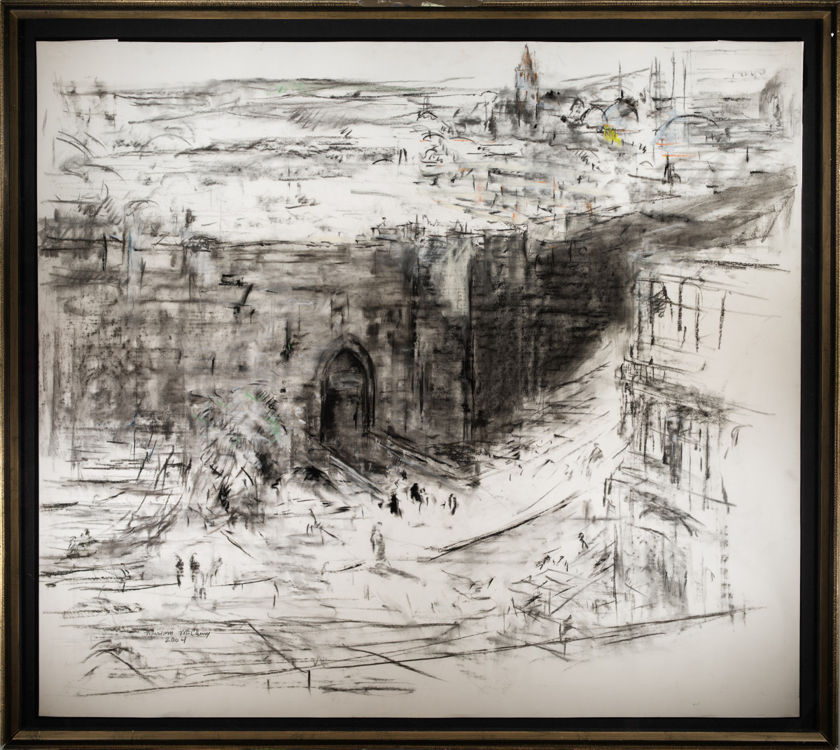 The Damascus Gate by Miriam McClung