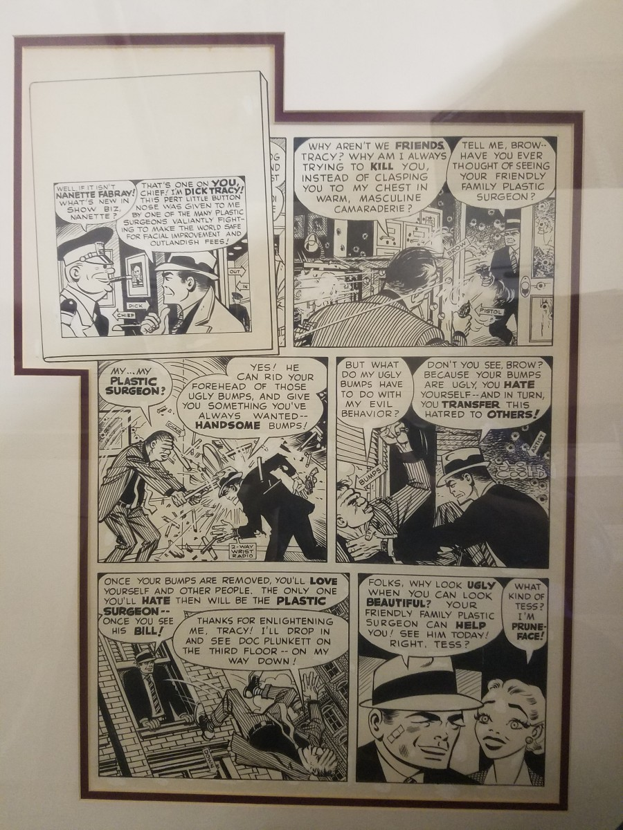 Future Educational Comic Pamphlets (1) Mad #85 (1964) by Wally Wood