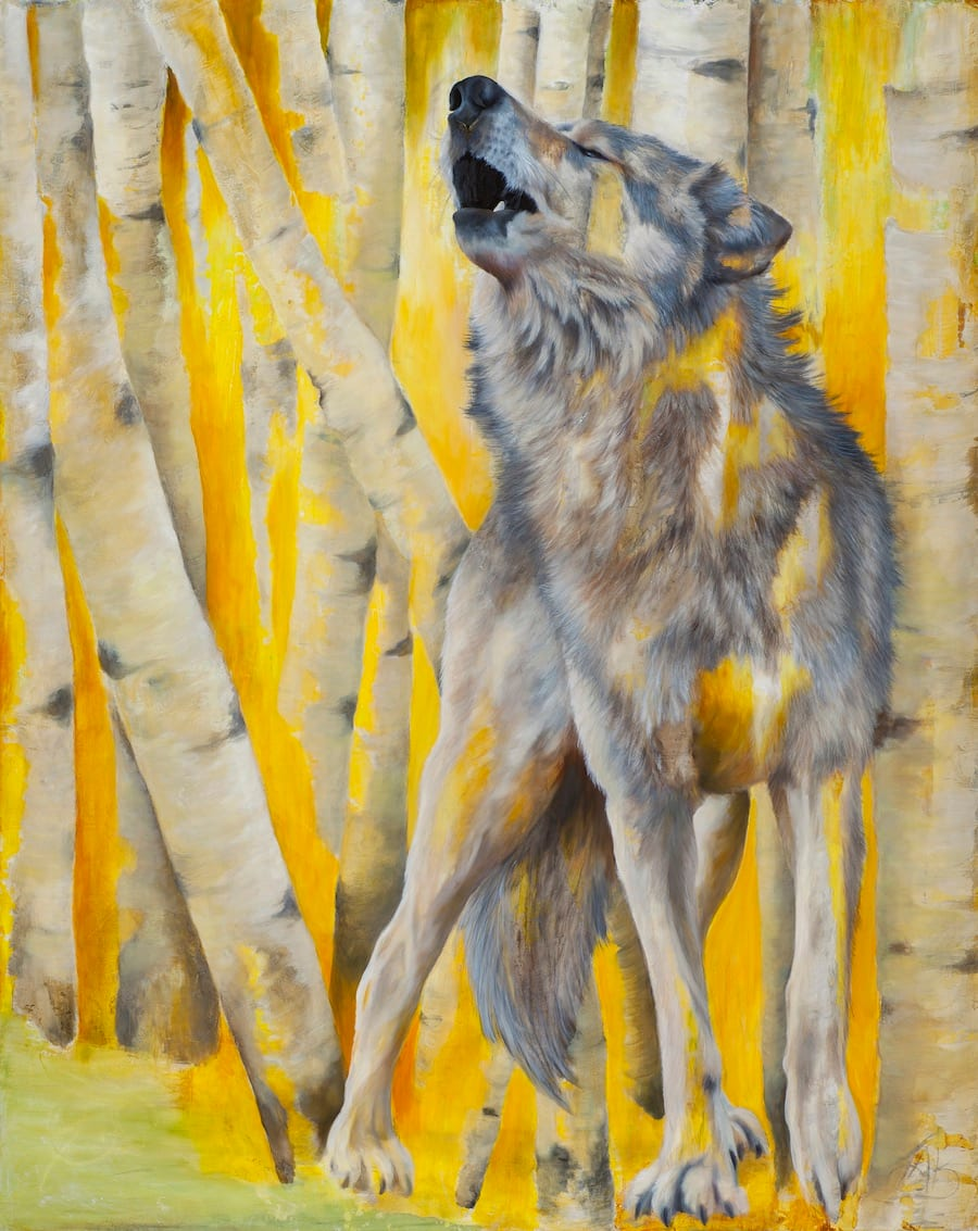 Call of the Wild by Tabitha Benedict