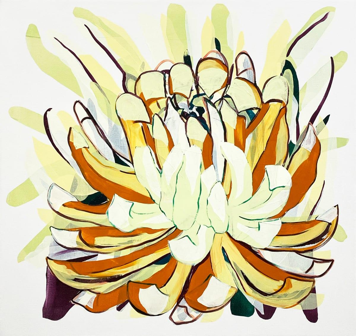 Chrysanthemum by Mel Reese