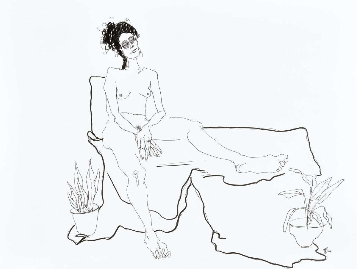 Laurel no.3 by Mel Reese
