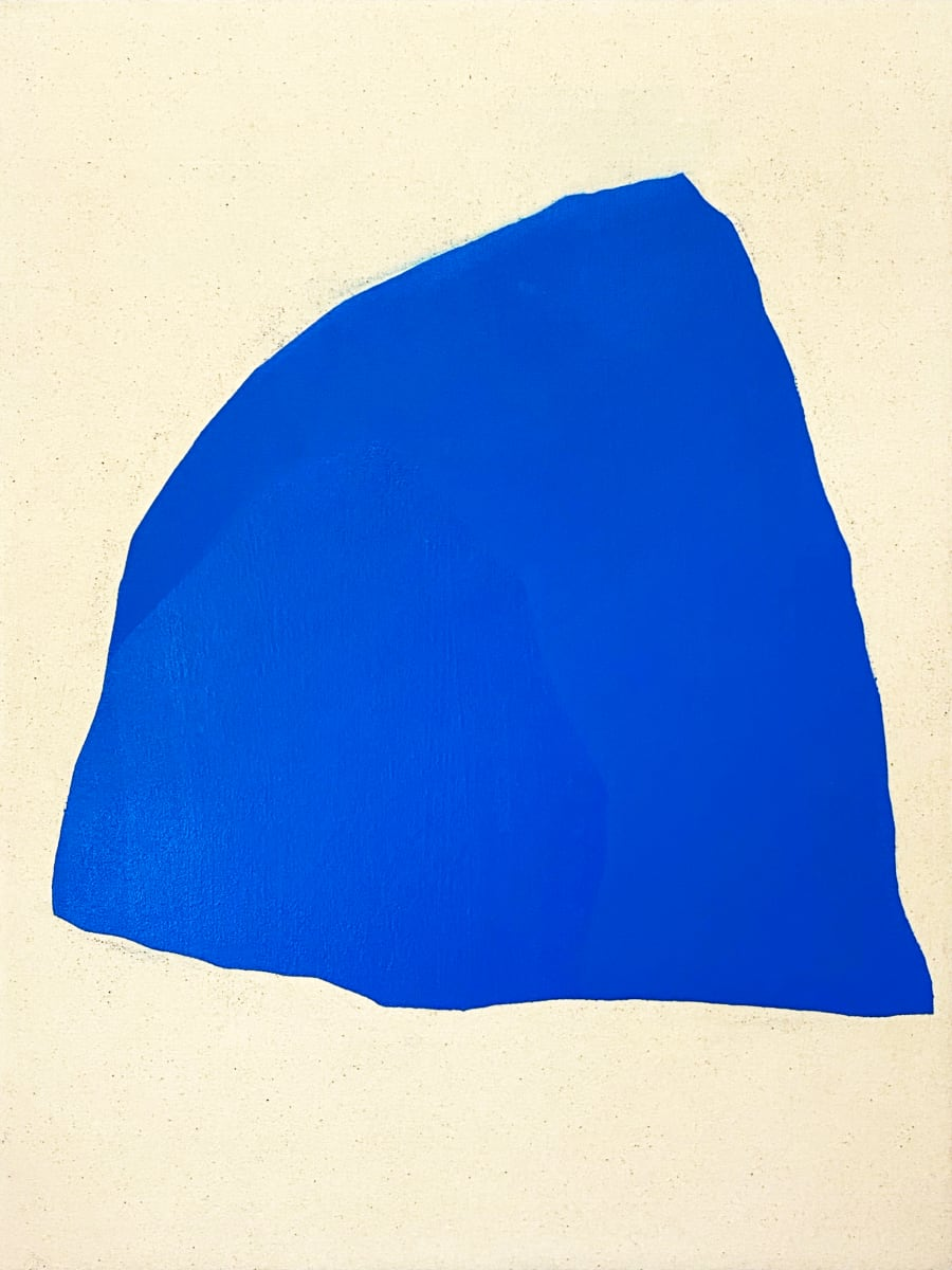 RV 30 (Prussian Blue) by Mel Reese
