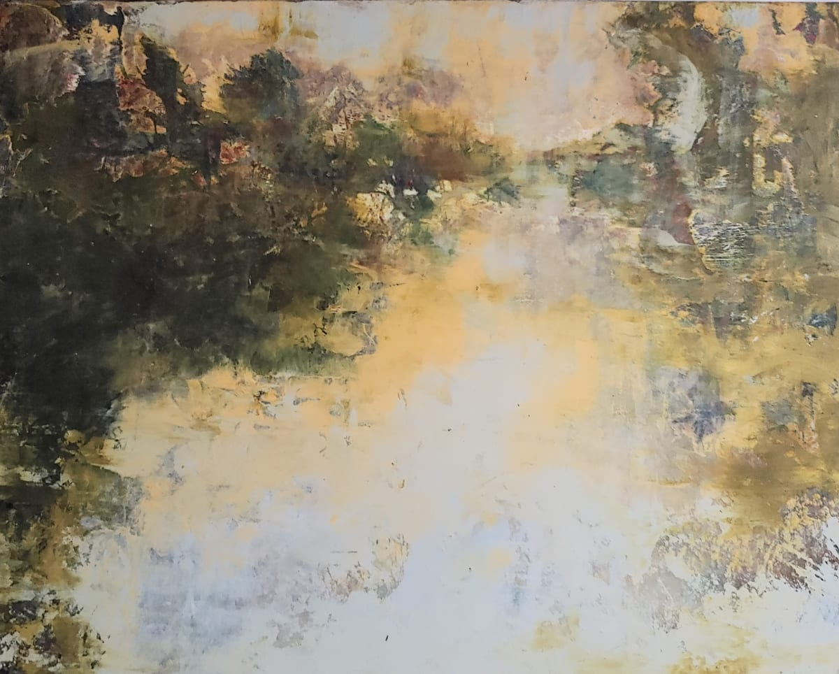 The Peace of Wild Places by Mary Mendla