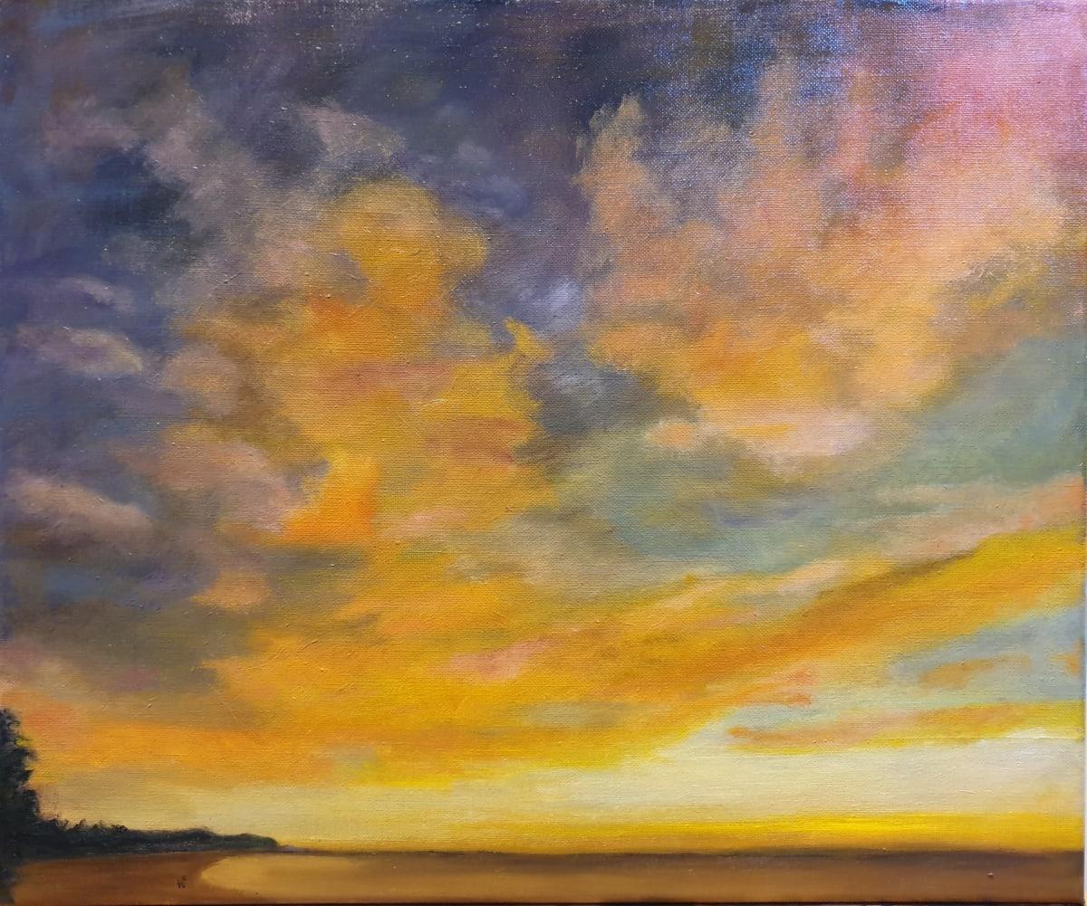 Narrabeen Pre-dawn by Kit Hoisington