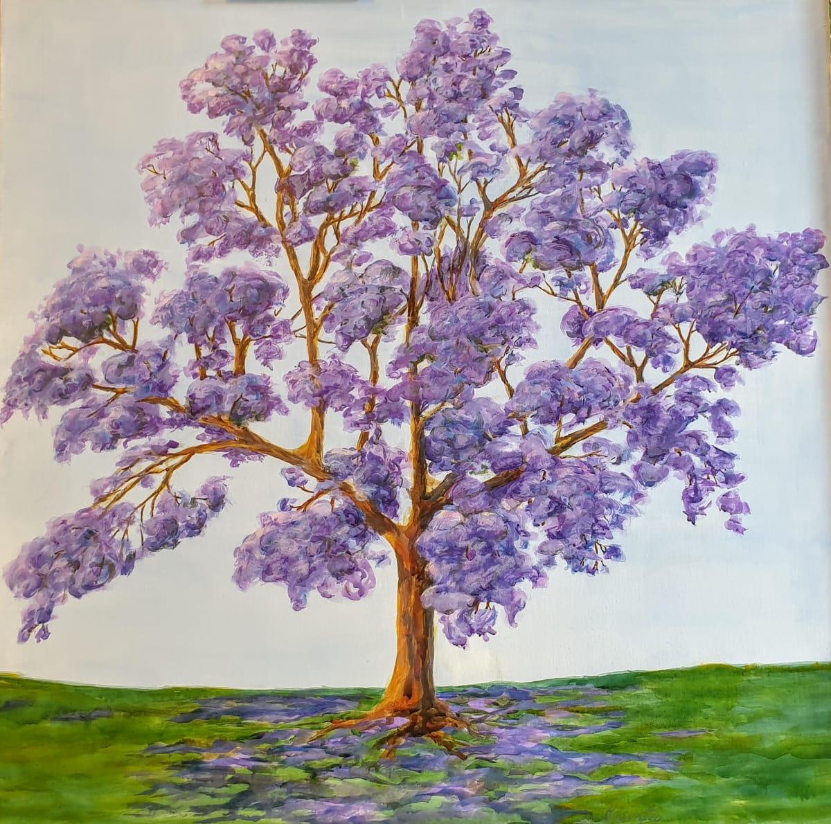 Peace Tree by Kit Hoisington