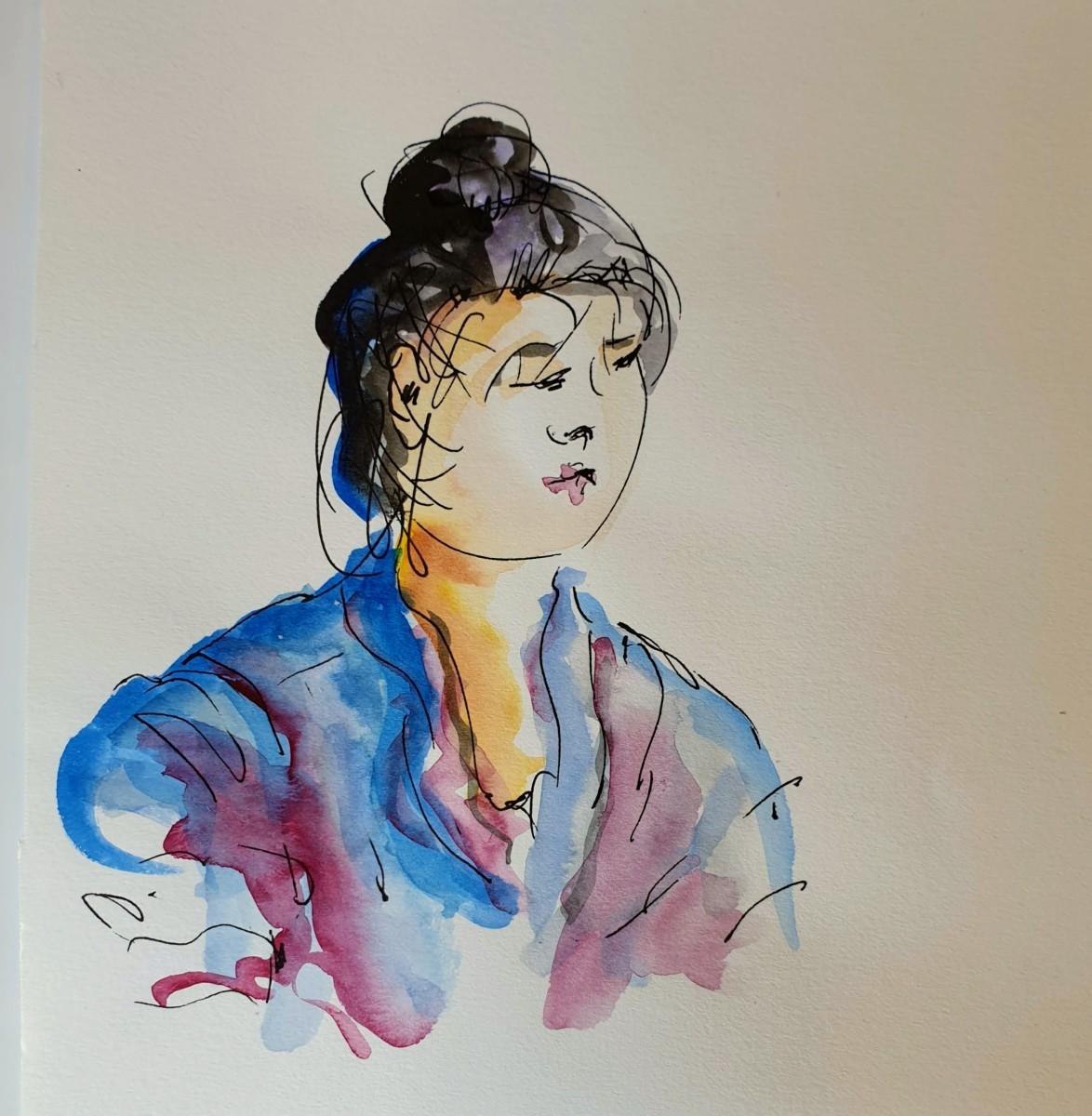 Lovely by Kit Hoisington